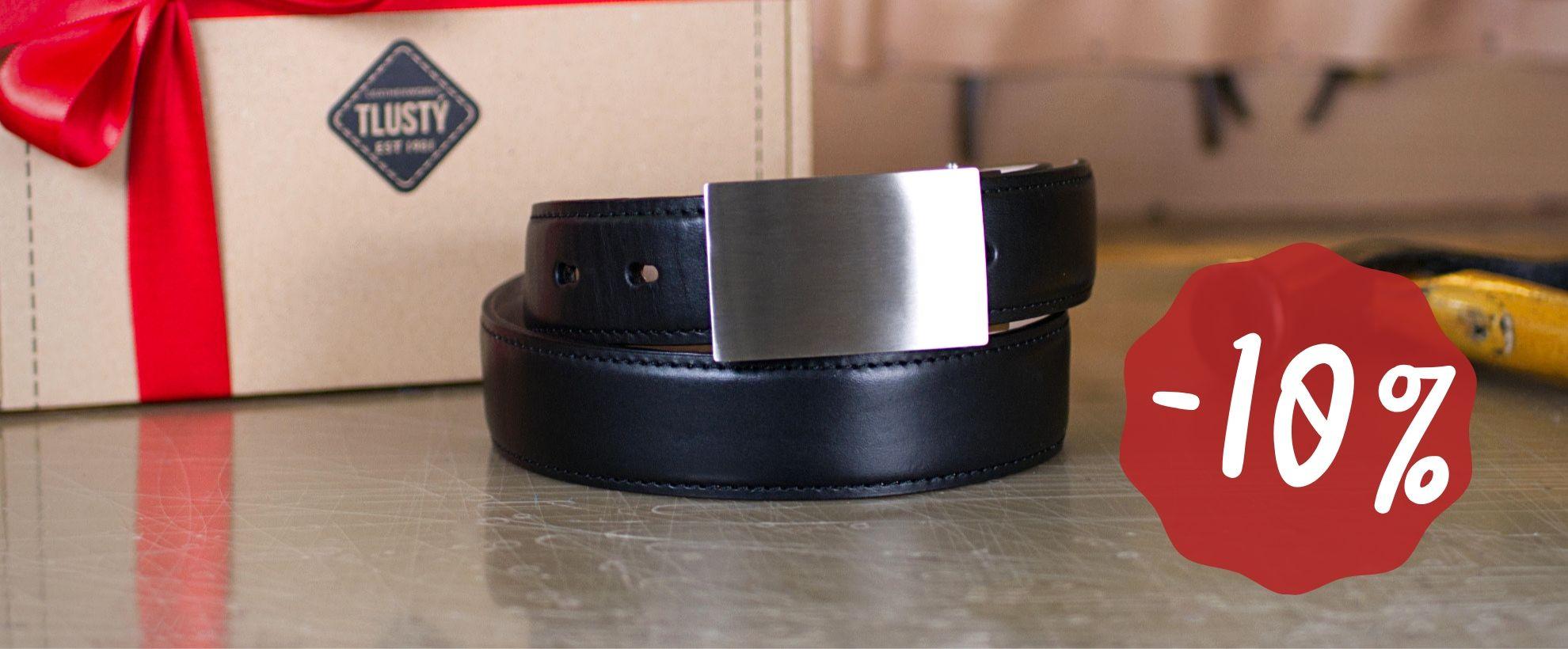 Vanoce - pouze do 17 11 - LP BANNER - 1980 x 820 px - belt business black plain buckle.jpg