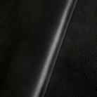 Valchovaná kůže - černá