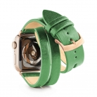 apple watch double - plain - cut - back - Scene 1 - GREEN RAY - rose gold brushed.jpg