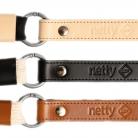Netty - Náhradní kožená držátka na síťovku