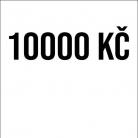 10 000 Kč