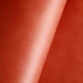 Hlazená kůže - koňaková