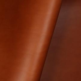 Hlazená kůže - písková