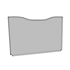 Kapsa na iPad 26x17,5x0,6