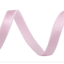 Saténová pruženka - růžová