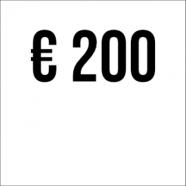 € 200