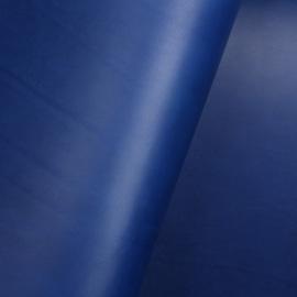 Glattes Leder - blau