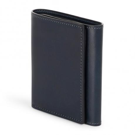 kožená dokladovka s překladem, peněženka na doklady