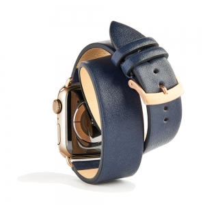 apple watch strap - plain - 1000 x 1000 px - rose gold - matte.jpg